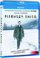Pierwszy śnieg The Snowman Blu-ray PL (2017)