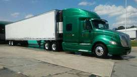 Truck drivers and Assistance drivers