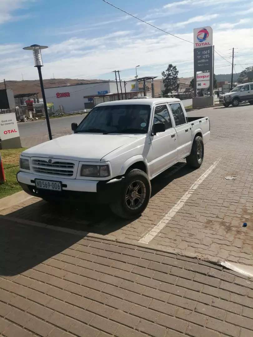 Selling my bakkie start and go 0