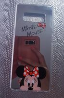 Etui Myszka Miky, Case Samsung Galaxy S8 note