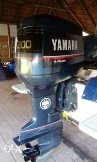 Yamaha 200hp, used for sale  South Africa