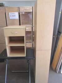 Image of Bedside tables and lockers
