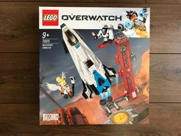 LEGO Overwatch 75975 Posterunek: Gibraltar - NOWE