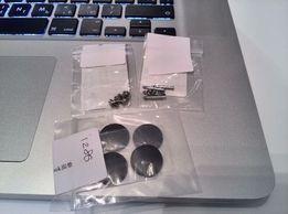 Винты и ножки для MacBook Pro A1286 2008-2012год