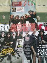 5 czasopisma Teraz rock