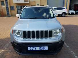 Jeep Renegade Limited 1.6ltr