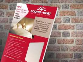 Brand New Wall Heater Panels for Sale in Bulk