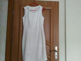 Biała sukienka Mohito L