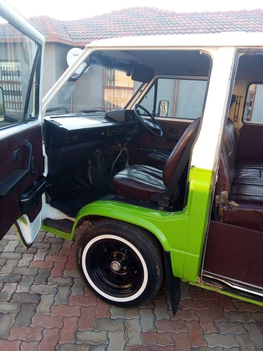 2.1 Microbus For Sale