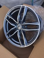 Новие диски R17 5 112 VW Passat B7 B8 Golf 5 6 7 Tiguan Touran Caddy