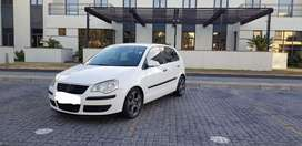 VW Polo 1.6i Coilovers