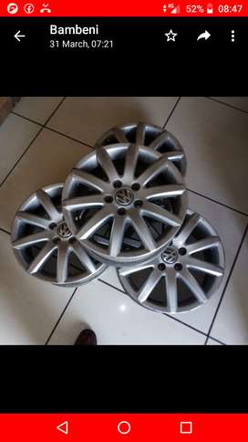 VW Mags size 16
