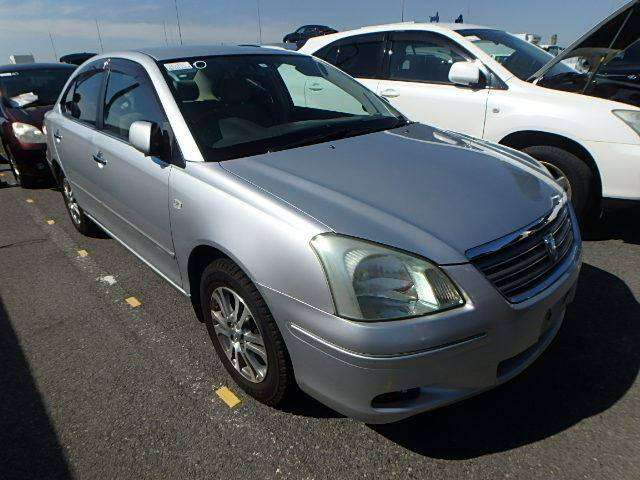 toyota premio 2005 used from japan 0