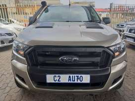 2017 Ford Ranger 2.2 TDCI 6SPEED 4x2 Double Cab