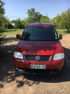 VW Caddy for sale!