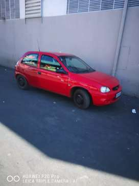 Selling my corsa because I want a bigger car I have got a family now