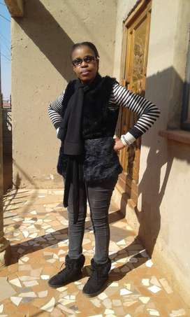 LESOTHO BABYSITTER/MAID/HOUSEKEEPER/CLEANER NEEDS LIVE IN WORK