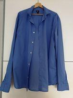 Koszula męska niebieska H&M rozm. XL