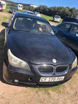 BMW 525i Breaking up for spares