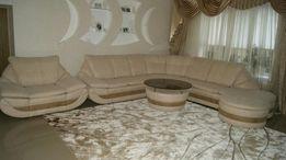 Перетяжка и реставрация Вашей мягкой мебели