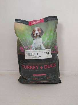 Field and Forest Puppy Food. 12Kg