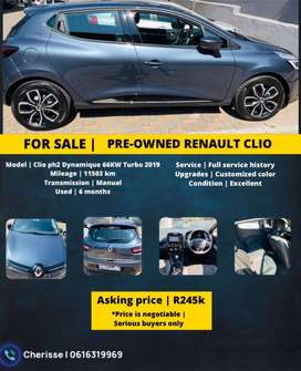 FOR SALE | RENAULT CLIO