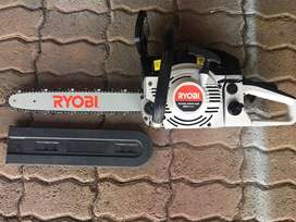 40cc Ryobi Chainsaw for sale