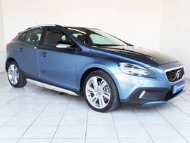 2014 Volvo V40 Cross Country D4 Excel Geartronic