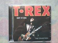 CD фирменный T-REX Get In On