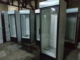 Холодильное оборудование Шкафы (1к/2к ) Витрины Лари Б У