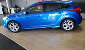 2013 Ford Focus 1.6Ti VCT