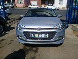 2016 Hyundai i20 1.4 with a Service book