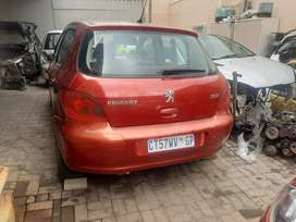 Peugeot 307 stripping for parts