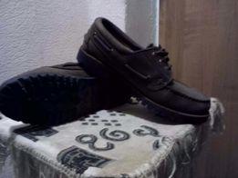Туфли топсайдер мужские