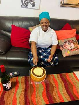 Smart and punctual maid/nanny from Lesotho needs sleep in work