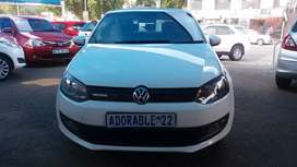 2012 VW POLO 1.6 TDI BLUEMOTION