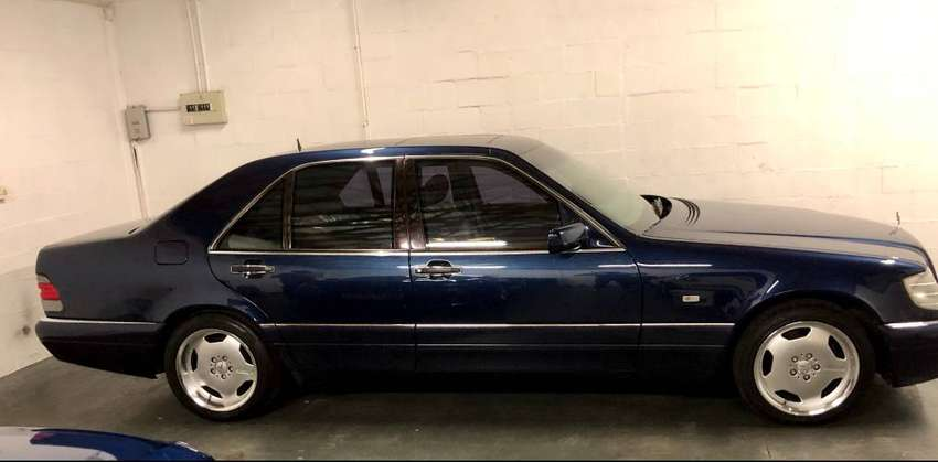 1998 S500 (Last of the Mighty W140) 0