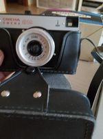 aparat fotogr. CMENA 8M +lampa błyskowa z zasilaczem