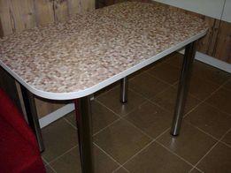 Крышка на кухонный стол из столешницы