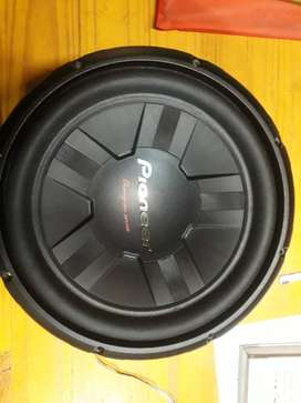 """New Pioneer Champion series 1400w Double voicecoil 12"""" Sub"""