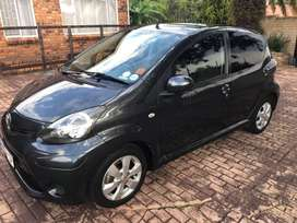 Immaculate Toyota Aygo available now.