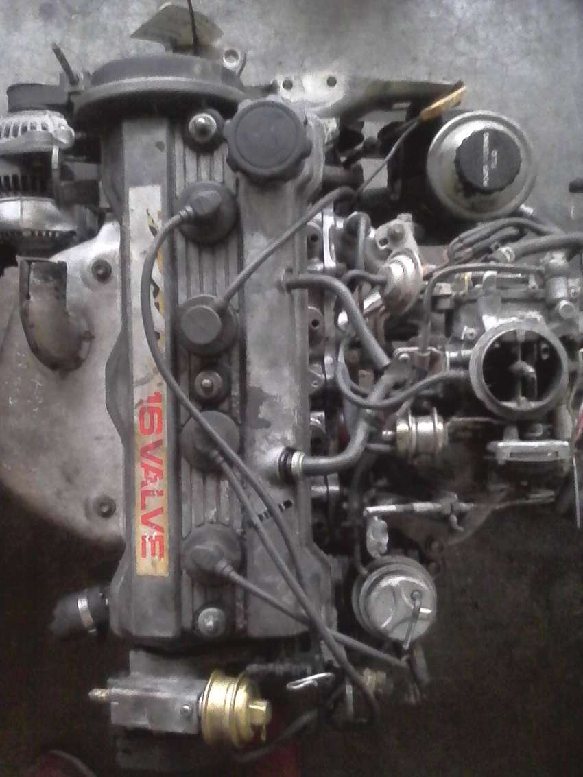 Toyota Corolla 1.6 4af carb engine for sale 0