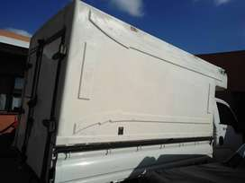 Bakkie for hire/removals available