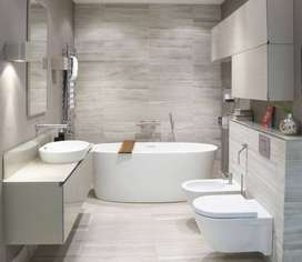 remodeled bathroom and renovations