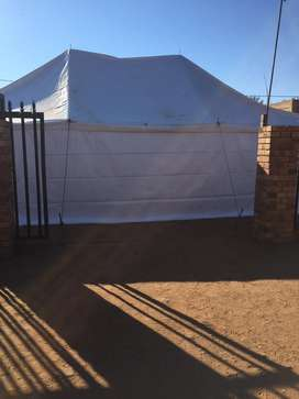 Tent and Truck hire business
