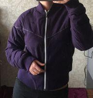 демисезонная куртка бомбер мастерка кофта nike найк оригинал