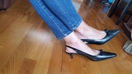 Туфли,мюли,босоножки Carole Little USA.Разм 40.Стел-27см. Амер.разм-10
