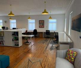 Beautiful office to rent in the heart of Cape Town