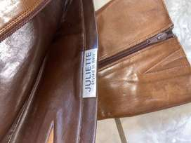 Julliette Leather Boots