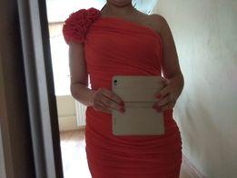 Sukienka koralowa 38 M
